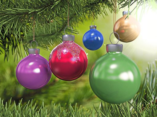 3D Holiday Image
